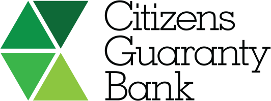Citizens Guaranty Bank Homepage